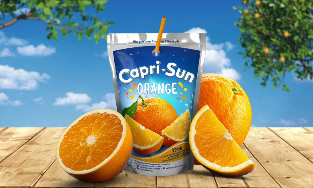 caprisun orange juice